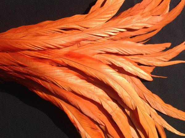 Burnt Orange Rooster