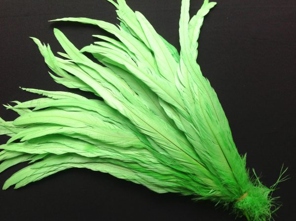 Lime Green Rooster Long